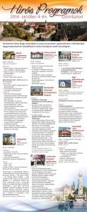 Hírös programok 2014