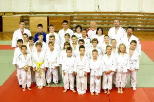 Judo tabor