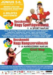 Sportágválasztó plakát a3. 1.4