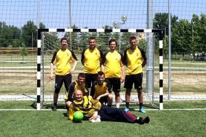 I. helyezett csapat