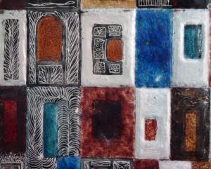 Goór Imre: Ablakok részlet