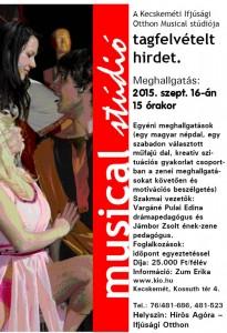 musical felveteli A5 2015