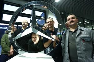 Mercedes-Benz Movember fotó2