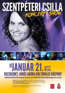 Szentpéteri koncert